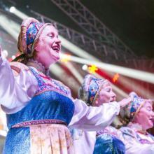 В Ухте отгремел гала-концерт пятого международного фестиваля «Финноугория»